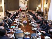 جدیت تهران-بغداد در گسترش روابط تجاری/ قدس پایتخت دائمی فلسطین و جولان خاک سوریه است