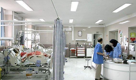 روایتی از بستری ارزان در بیمارستانها +نمودار