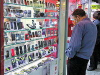 تخصیص 25درصد ارز مورد نیاز واردکنندگان موبایل