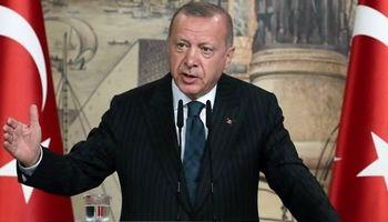 اردوغان خواستار عقبنشینی شبهنظامیان کُرد شد