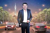 شهاب حسینی از یک زاویه متفاوت +عکس