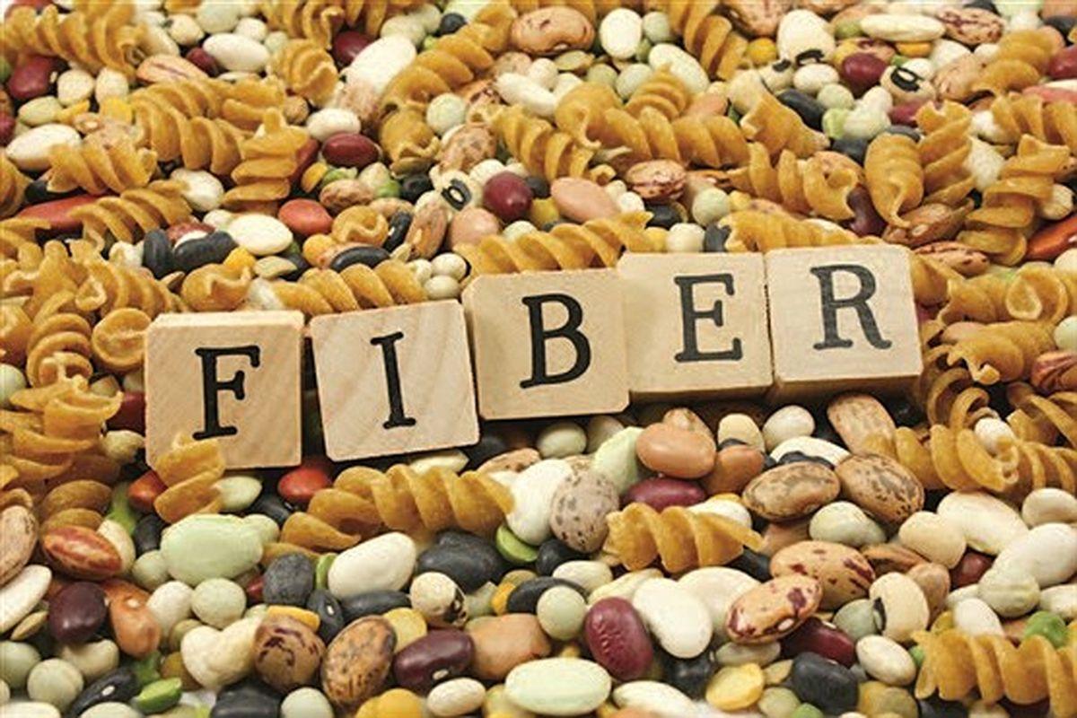 افزایش طول عمر با مصرف غذاهای پُرفیبر