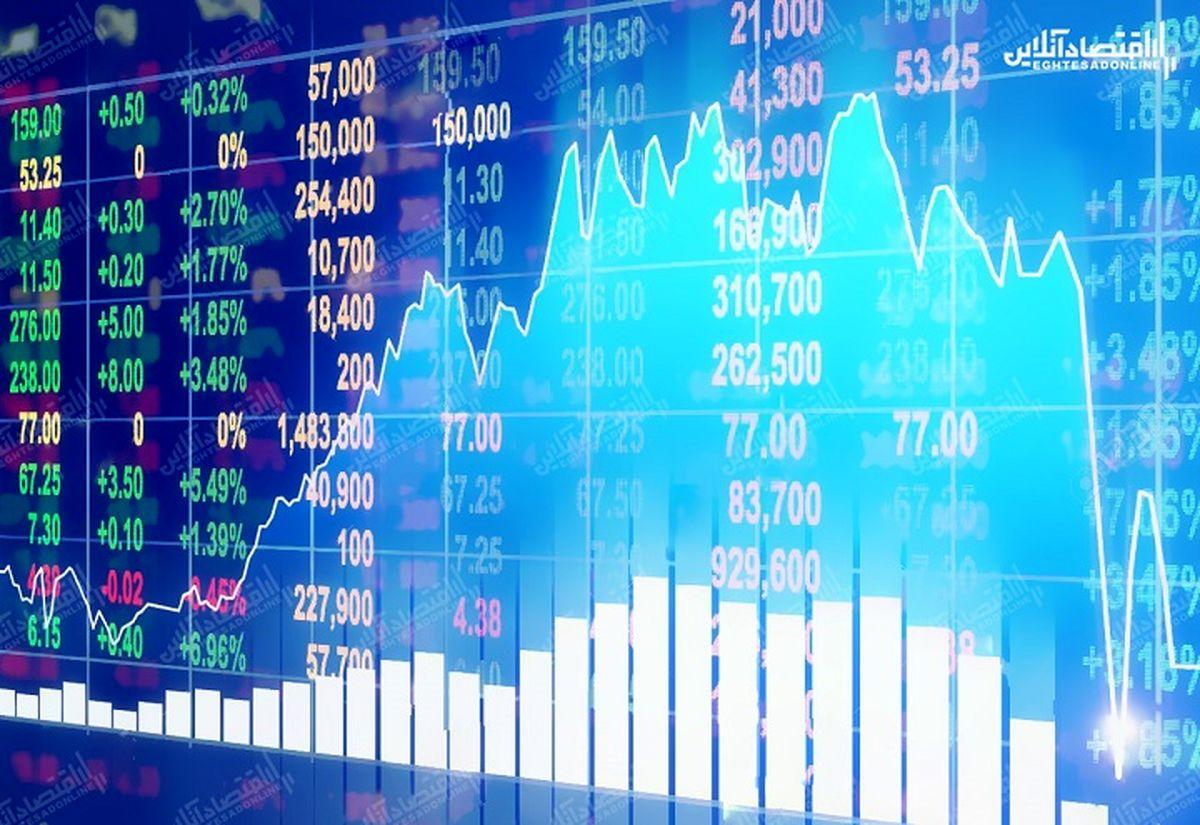 نمای بورس امروز در پایان نیمه اول معاملات/ شاخص کل باز هم در نیمه دوم صعودی شد