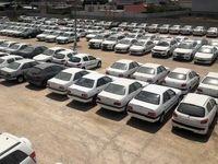 خودروسازان، حق خروج خودروی بدون پلاک از انبارهای خود را ندارند