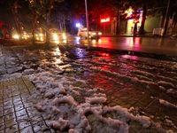 احتمال تگرگ، آبگرفتگی معابر و سیلاب در برخی استانها