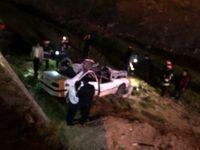 مرگ 4نفر در پی واژگونی پژو