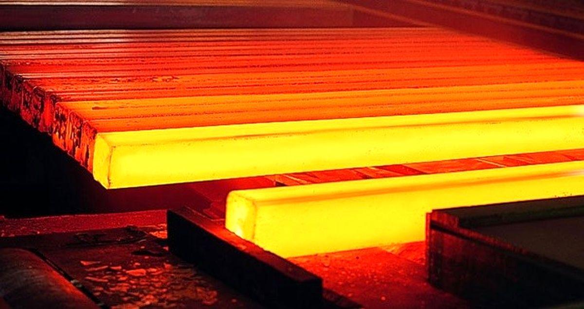 پذیرش شمش فولادی نورد حدید صدرا در بازار اصلی بورس کالا