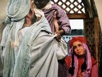 مهراوه شریفی نیا در نقش قطام +عکس