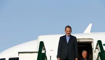 سفر معاون اول رئیس جمهوری به ترکمنستان +تصاویر