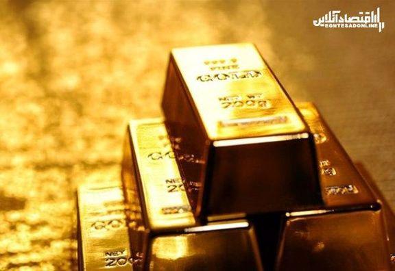 طلای جهانی رو به افزایش گذاشت