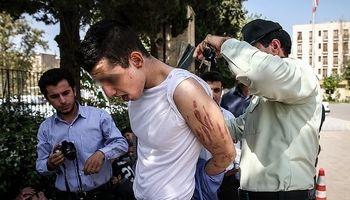 تعقیب وگریز اوباش قمهکش در اتوبانهای تهران با بالگرد +فیلم