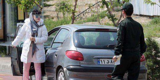 پلیس راهور در مواجهه با کشف حجاب چطور عمل میکند؟