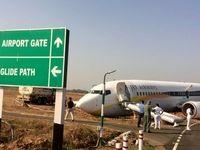 سُر خوردن هواپیمای مسافربری هند در باند ۱۵ مجروح بجا گذاشت
