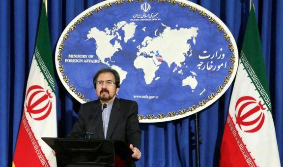 واکنش ایران به اظهارات وزیر خارجه فرانسه درباره برنامه موشکی