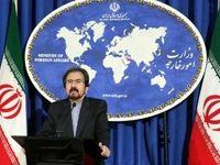 قاسمی: ادعای ارسال موشک از ایران به عراق کذب است