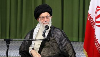 پیام تسلیت رهبر انقلاب برای شهادت جمعی از پاسداران