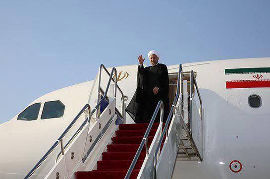 روحانی عصر امروز به ترکیه می رود