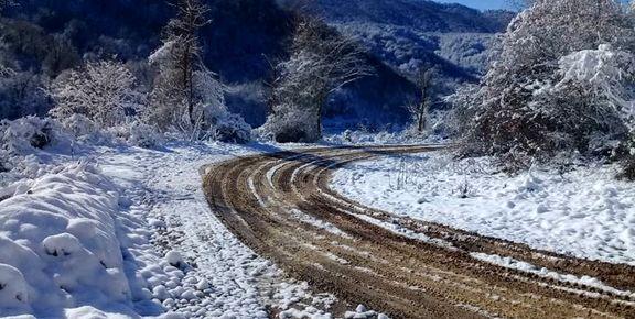 برای برف 30سانتیمتری آماده باشید!