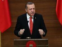 اردوغان: ترکیه اشغالگر نیست