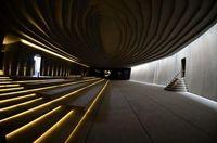 اولین مسجد زیرزمینی دنیا +عکس