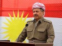 بارزانی تصدی پست ریاست جمهوری عراق را رد کرد