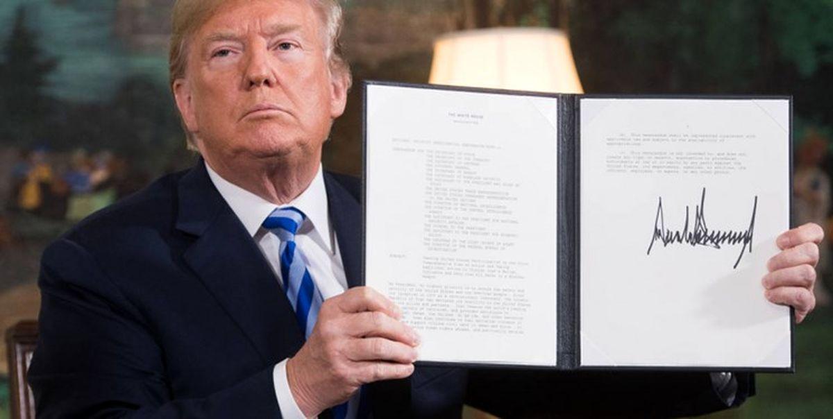 تلاش هوک برای جدی نشان دادن ترامپ در پیشنهاد مذاکره با ایران