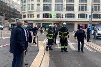 ۳کشته در حمله با چاقو در فرانسه