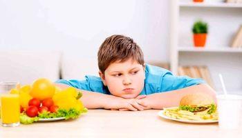 رشد جهانی چاقی مفرط در کودکان