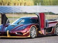 رکورد سریعترین خودروی جهان شکسته شد +عکس