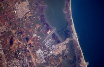 فرودگاههای جهان از دید ایستگاه فضایی +عکس