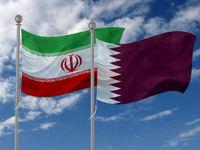 لاریجانی: گسترش همکاری منطقهای تجار ایرانی با قطر