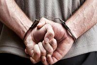 پلیس میلیونر قلابی دستگیر شد