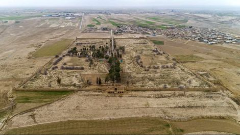 عمارت و باغ تاریخی نشاط