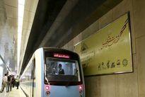 متروی سهروردی به بهره برداری رسید