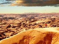 شبیهترین مکانهای زمینی به سطح ماه! +تصاویر