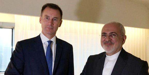 آنچه وزیر انگلیسی در مورد نفتکش ایرانی به ظریف گفت