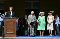 اولین حضور رسمی عروس جدید خاندان سلطنتی انگلیس +تصاویر