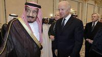 تماس تلفنی جو بایدن با پادشاه عربستان پیش از انتشار گزارش قتل خاشقجی