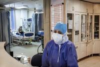 افزایش آمار بیماران کرونایی +فیلم