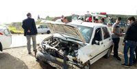 مرگ 6 نفر در تصادف سمند با پراید