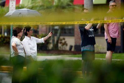 انفجار در فلوریدا