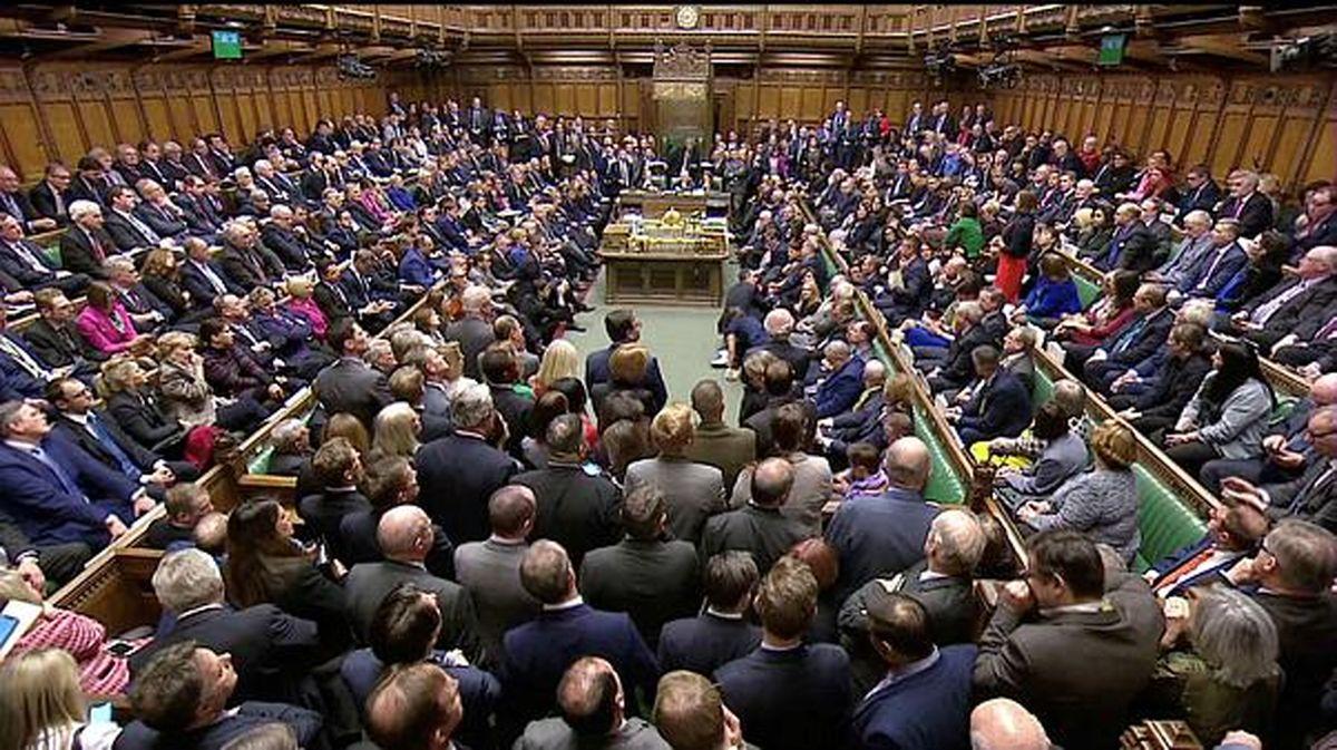 پارلمان بریتانیا به طرح خروج رای داد