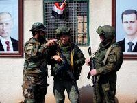 نظامیان روس در سوریه +تصاویر