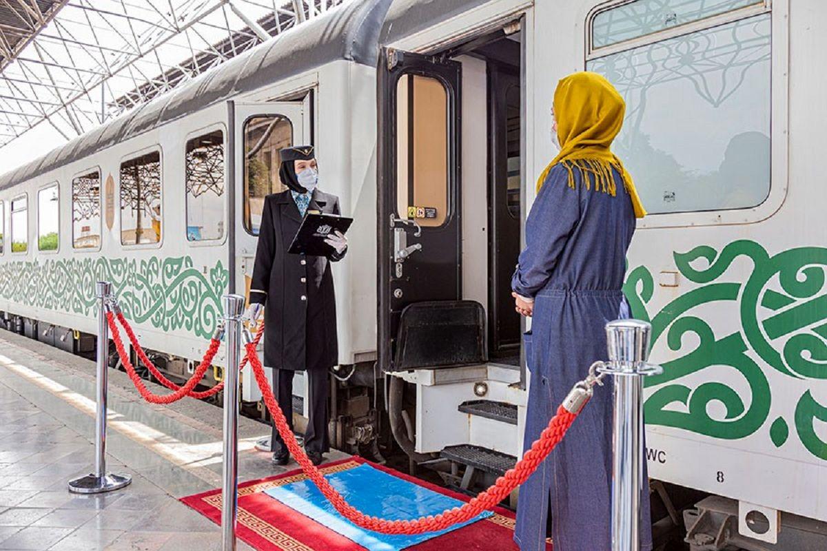 در صورت ابلاغ ماسک در قطارها اجباری میشود