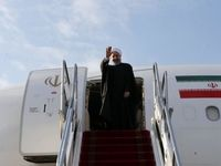 رئیسجمهور به روسیه سفر میکند