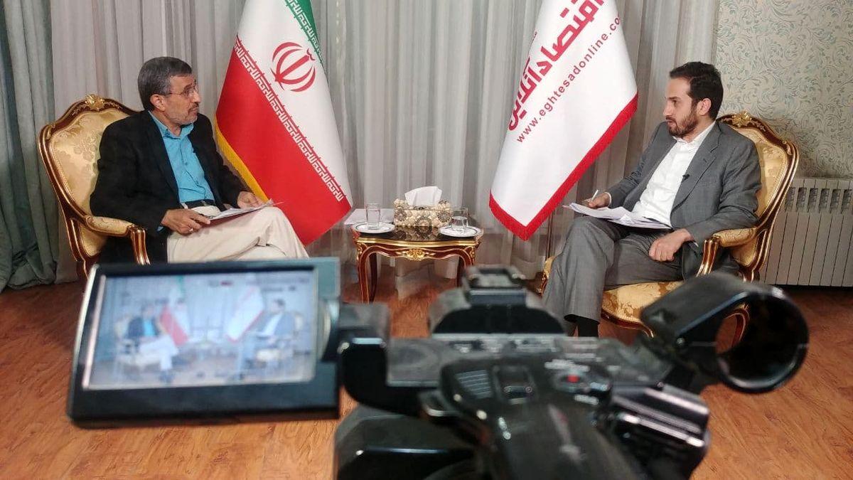 پاسخ احمدی نژاد به اینکه؛ چرا همه سهام عدالت ندارند؟