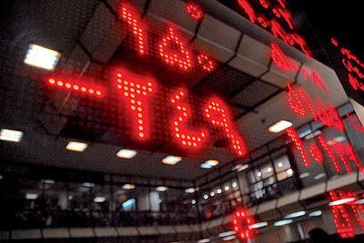 نگرانی سهامداران از وضعیت قرمز بورس