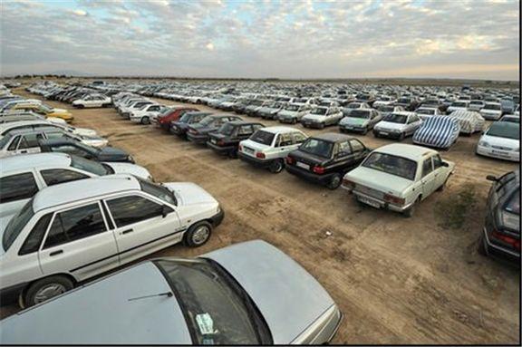 کرایه پارکینگ هر خودرو در مرزها روزانه چقدر است؟