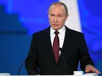 پوتین تلویحا آمریکا را به حمله موشکی تهدید کرد
