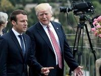 ترامپ آگاهانه پیشنهاد ماکرون را رد کرده است